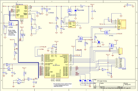 GPS Logger Schematic Final Version